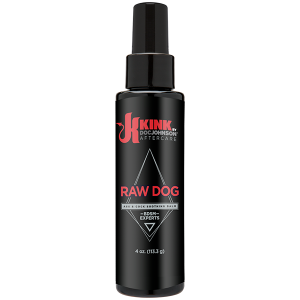 KINK by Doc Johnson: RAW DOG Ass & Cock Soothing Cream | 4 fl. oz / 118ml