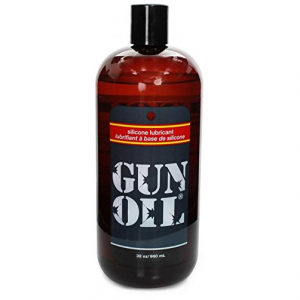 Gun Oil Silicone Lube 32oz / 960ml - Pump Top Lubricant