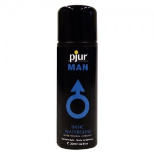 Pjur Man Waterglide Anal Lubricant 30ml