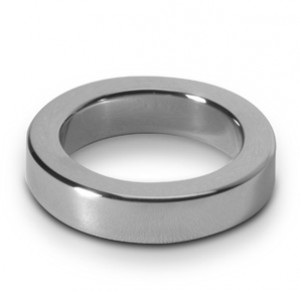 Titus HEAVY Flat Cock Ring | Size Options