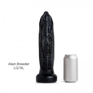 MR HANKEY'S ALIEN LG/XL SOFT/BLACK/VAC