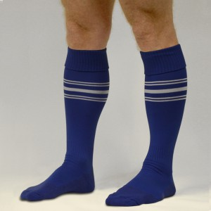 FETISH GEAR Sports Socks | Royal Blue