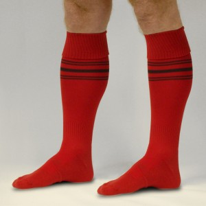 FETISH GEAR Sports Socks | Red