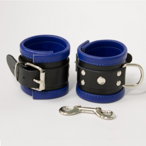 Titus Leather WRIST Restraints | Various Colours
