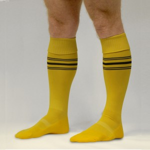 FETISH GEAR Sports Socks | Yellow