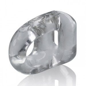 Oxballs 360 DUAL USE: Cock Ring / Ball Sling | Clear