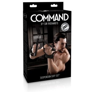SUSPENSION Cuff Set   COMMAND by Sir Richards
