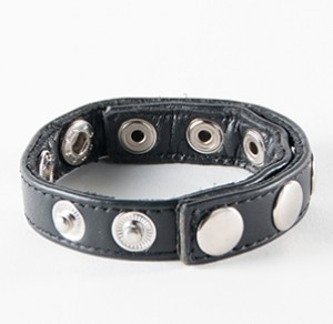 Titus Multi Cock and Ball Snap Strap: Adjustable
