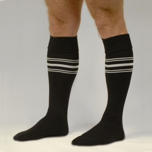 FETISH GEAR Sports Socks | Black
