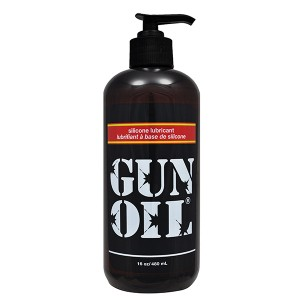 Gun Oil Silicone 16oz / 480ml - Pump Top Lubricant