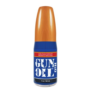 Gun Oil H2O - Water Based Lube 4oz / 120ml